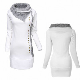 New Hot Latest Fashion For Women Long Sleeve Hoodie Sweatshirt Jumper Sweater Pullover Top Sizes Available S-XL